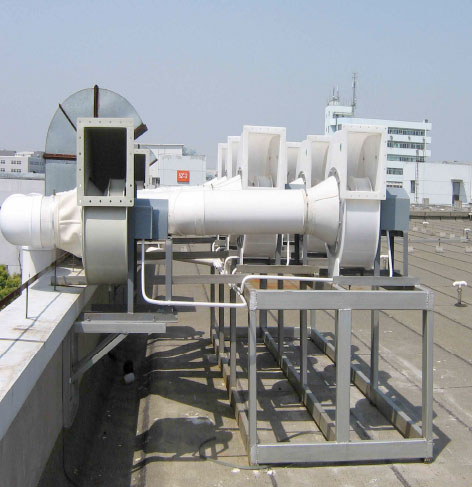 Ventilation-systems
