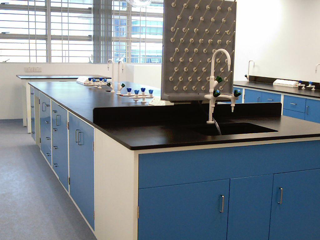 Laboratory Furniture Anachem Laboratories